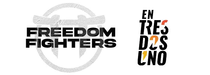 SEGUNDA REGIONAL DE FREEDOM FIGHTERS SE CELEBRARÁ EL PRÓXIMO DOMINGO 21 DE FEBRERO A TRAVÉS DE ENTRESDOSUNO Y CONTARÁ CON UN CARTEL DE LUJO