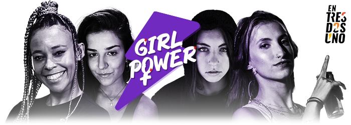 GIRL POWER!! SARA SOCAS, QUEEN MARY Y TATY SANTANA PROTAGONIZAN LA SEMANA DE LA MUJER EN ENTRESDOSUNO