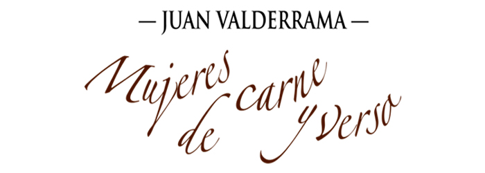 A LA VENTA EL DISCO LIBRO DE JUAN VALDERRAMA «MUJERES DE CARNE Y VERSO»