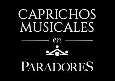 CAPRICHOS MUSICALES EN PARADORES