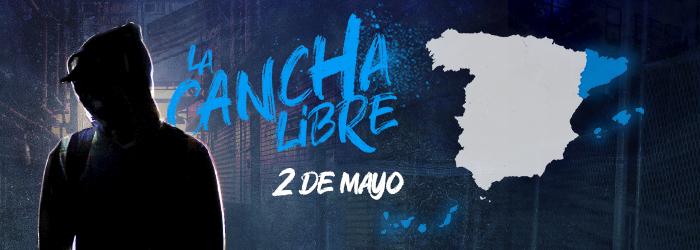 ESTE DOMINGO 2 DE MAYO SE CELEBRA LA TERCERA REGIONAL DE 'LA CANCHA', LA NUEVA COMPETICIÓN DE FREESTYLE DE LA ZONA LIBRE (CANARIAS, BALEARES Y CATALUÑA)