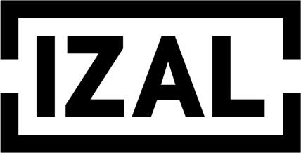 izal logo